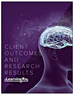 LearningRx Client Outcomes and Research Results
